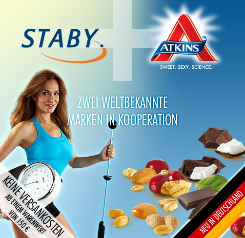 Atkins Staby Kooperation